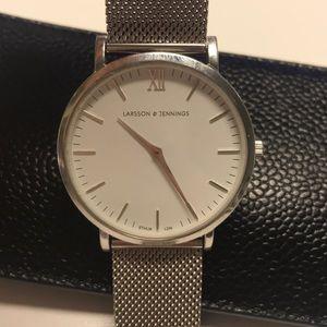 Larson & Jennings Stainless Steel Watch